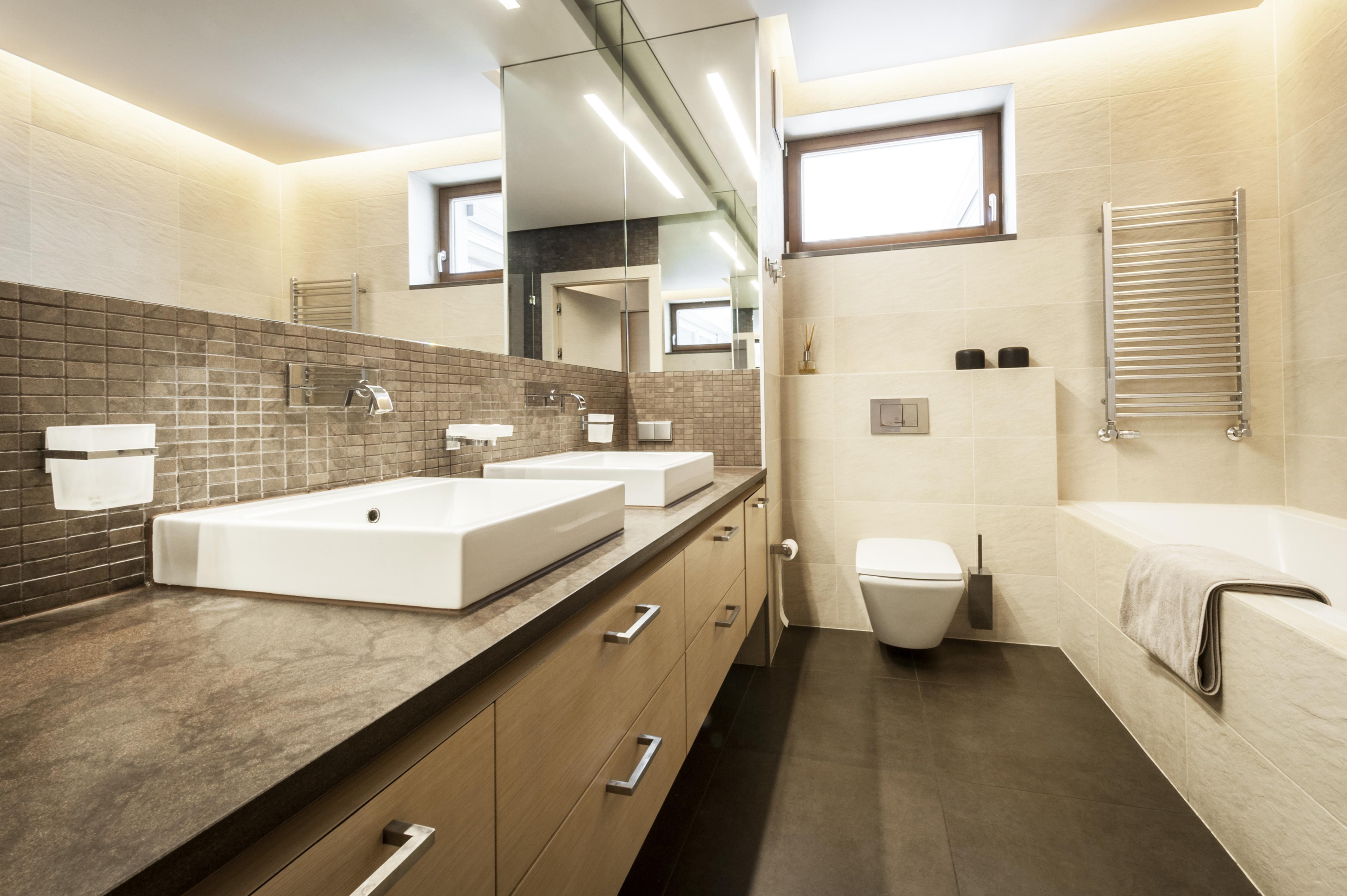 Mobili salvaspazio bagno elegant bagno sospeso completo di lavabo