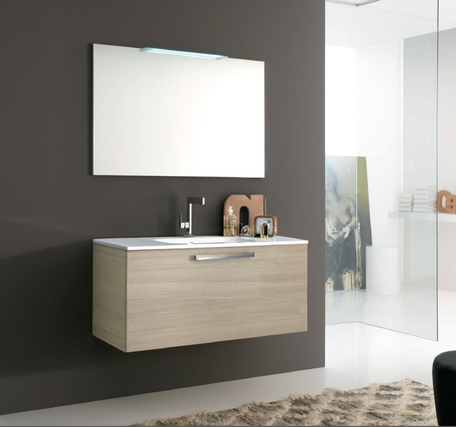 7 idee per gli specchi da bagno | il blog della casa - Specchi Rotondi Per Bagno