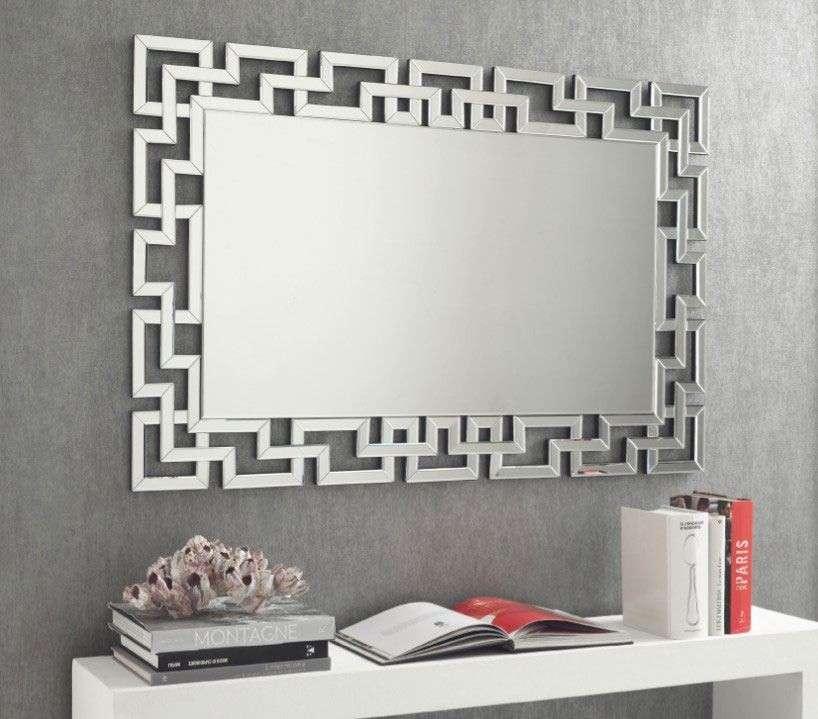 7 idee per gli specchi da bagno il blog della casa - Specchio senza cornice ...