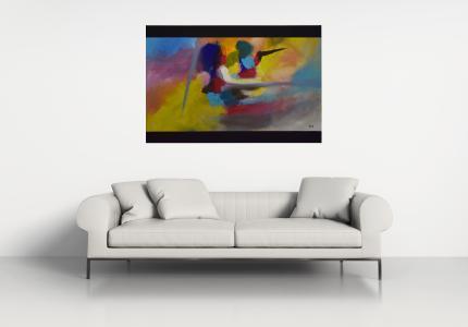 Arredare con i quadri moderni | Il blog della casa